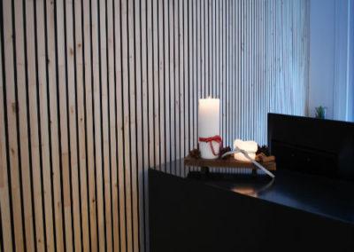 NORTO Bech listebeklædningen til vægdekoration