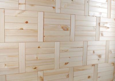 NORTO Leth drewniana okładzina ścienna