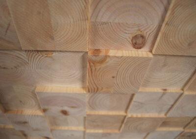 NORTO Dahl vægbeklædning i træ