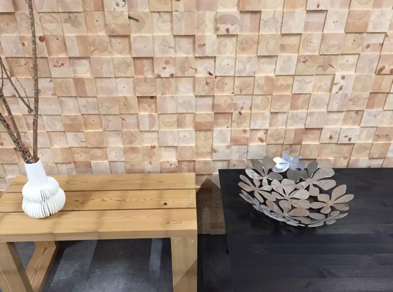 NORTO Dahl vægdekoration i træ