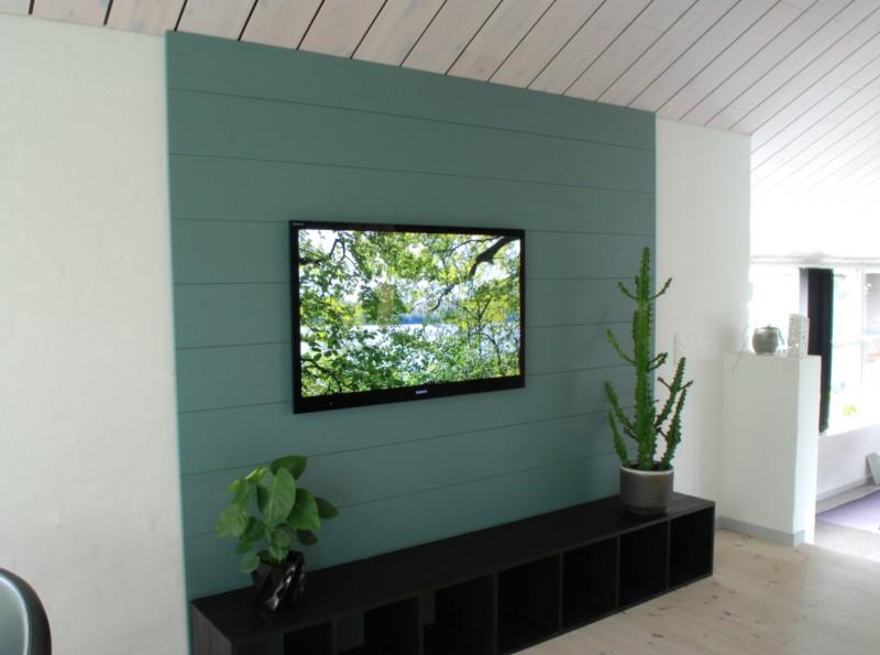 NORTO Friis vægbeklædning fuldmalet grøn