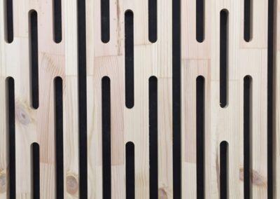 NORTO Toft træbeklædning til lofter og vægge
