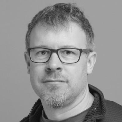 Peter Chapman. Akustikingeniør