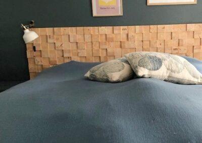 NORTO Dahl vægdekoration som sengegavl