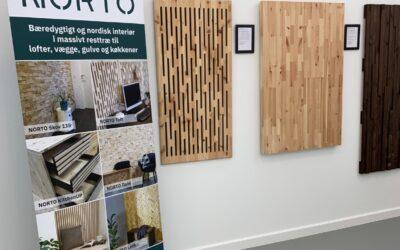 Nyt NORTO showroom hos EPI Danmark i Valby