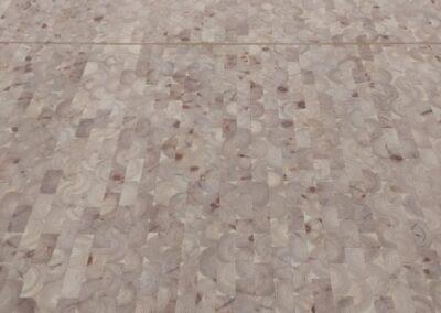 Klodsegulv nærbillede New Aarch