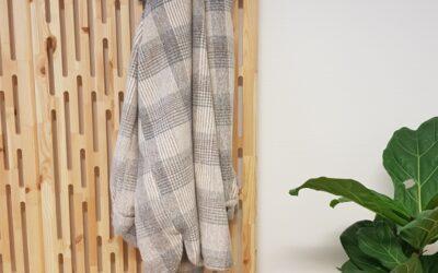 Sådan upcycler du restmaterialet fra din træbeklædning