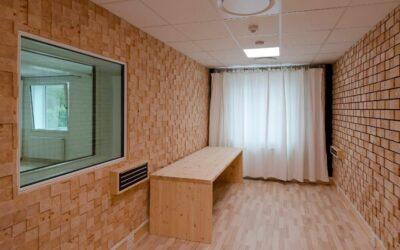 Sound Art Lab: Bæredygtig akustikbeklædning til lydstudier