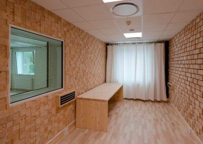 Sound Art Lab lydstudie med NORTO Holm og NORTO Dahl akustikbeklædning