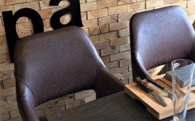 Bæredygtigt interiør til caféer og restauranter